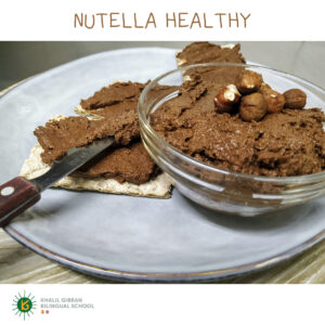 Colegio con Nutella Healthy