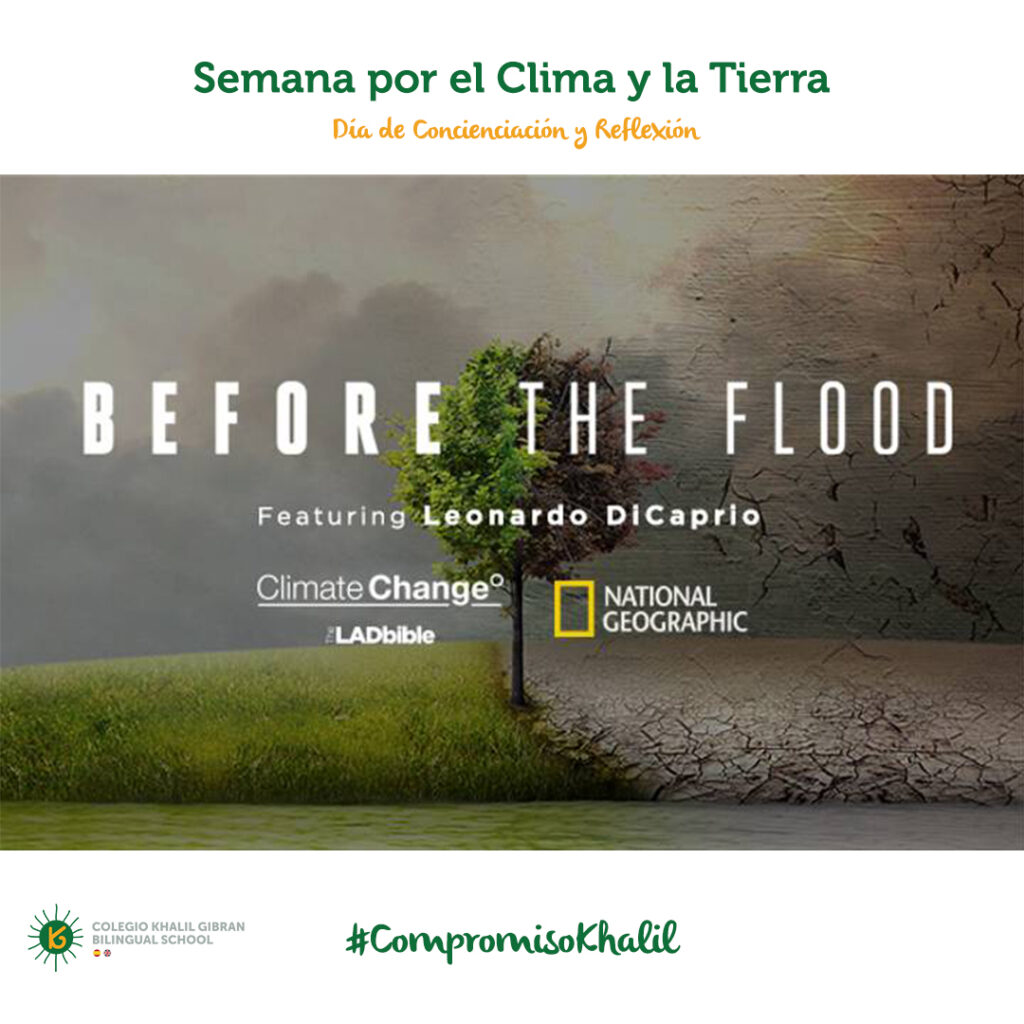 before the flood colegio